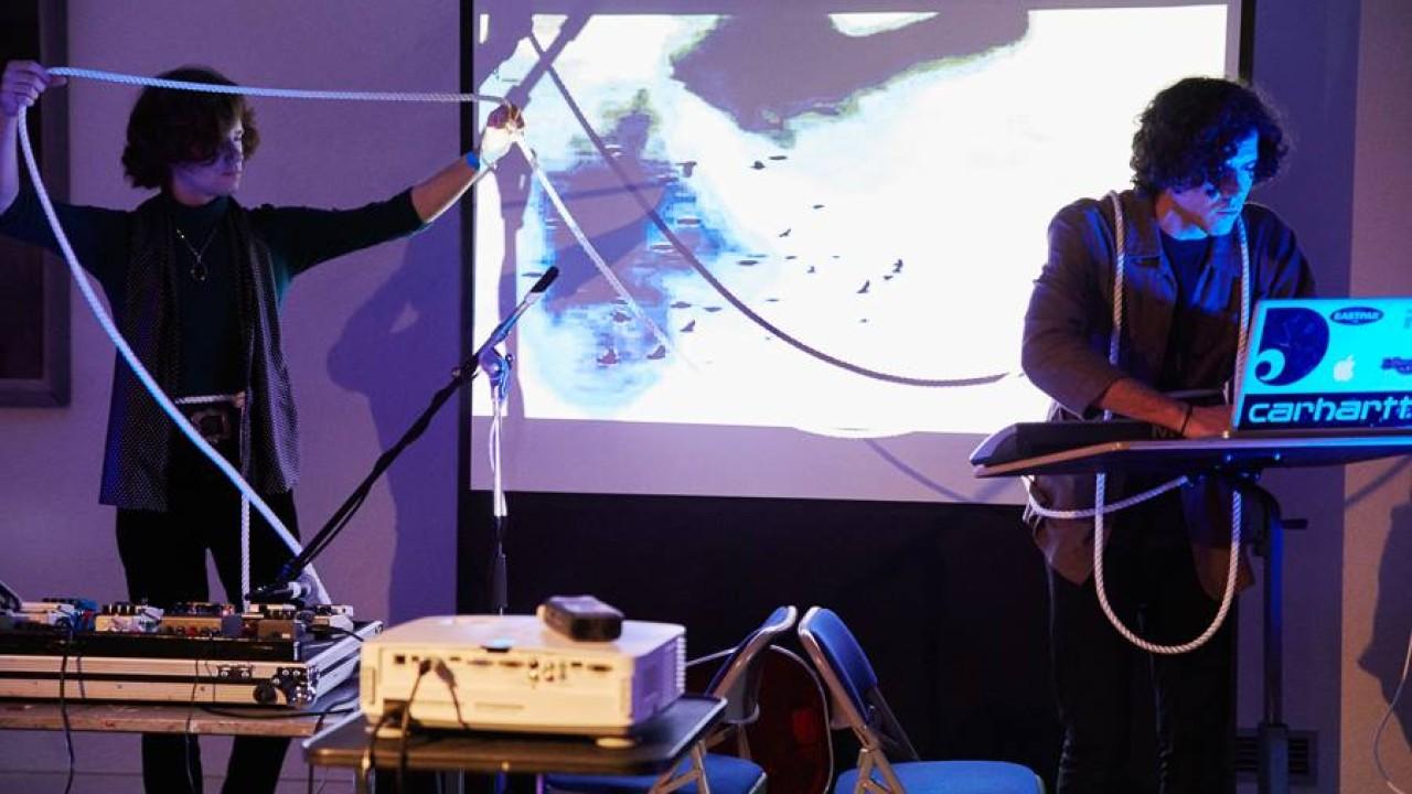 Live Photos: Murmuration with Circuit Cambridge
