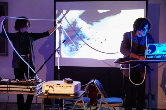 Live Photos: Murmuration with Circuit Cambridge