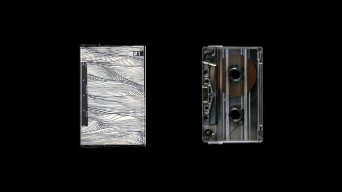 River . Pathway . Static | Tape #1